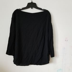 James Perse Long Sleeves Blouse, Sz.3 or Large.